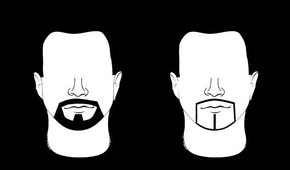 henriquatre dick und dünn trimmen
